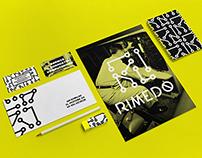 RIMEDO logo & branding