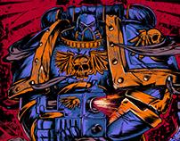 Warhammer 40K Designs