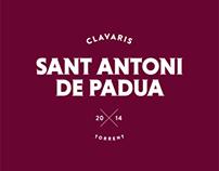 Clavaris Sant Antoni