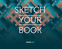 PAPERWEAR  - Sketch your Book