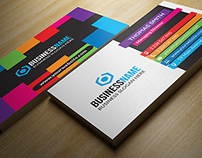 Corporate Business Card - RA45
