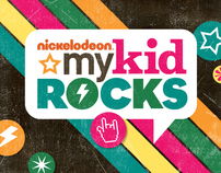 Nickelodeon Parents Connect My Kid Rocks Web Video