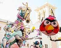 Fallas 2014 Valencia part II