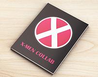 X-MEN COLLAB | Artbook