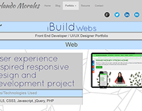 iBuildWebs Portfolio and Blog