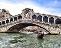 Ein tag in Venedig.