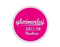 Głośnodaj logo
