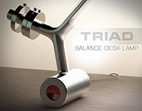 Balance desk Lamp Triad