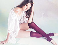 El Tesoro Magazine / Acuarela
