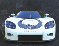 Koenigsegg CCX (Sports Car) - Destiny Edition