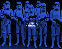 Ford- Sistema Park Assist