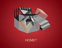 HOME - Illustration