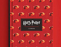 Harry Potter Tribute: Book Covers