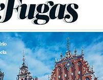 Fugas #738 [Magazine, 2014]