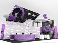 Exhibition Stand Concept 01-V2 /2014/