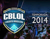 CBLOL 2014 - Brazilian League of Legends Championship