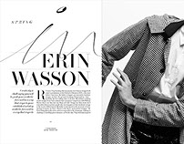 magazine / sketches