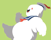 Happy Big Stay Puft