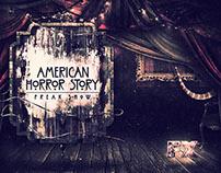 FX - AMERICAN HORROR STORY - FREAK SHOW