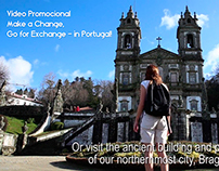 Vídeo: Make a Change, Go for Exchange - in Portugal!