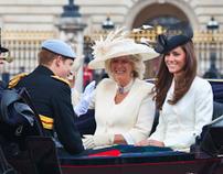 Royal Family Sampler