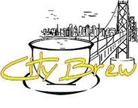 City Brew Logo Design
