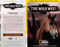 The Wild West DVD Insert