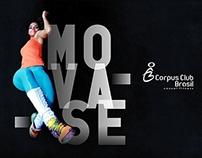 Corpus Club Brasil - Campanha 2014