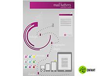 Infografía / Computer graphics - Madhatters Creativos