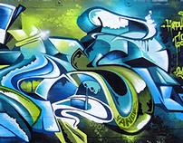 Graffiti Projects 2014