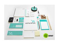 Branding / Creación de marca - Comunitecs
