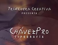 ChavezPro Tipografía - Trinchera Creativa GRATIS (free)
