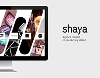 Shaya agency website