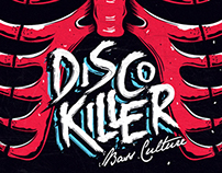 Disco Killer Flyer