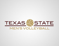 Texas State Men's Volleyball