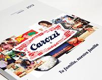 Carozzi Annual Report 2012