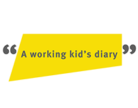 A working kid's diary