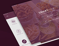 Smart Cook Recipe ipad (Version) App in iOS 7