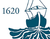 New Hampshire Society of Mayflower Decedents logo