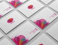 FLORAL FLOWER STORE - BUSINESS CARD