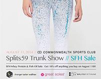 Flyer Design - Trunk Show