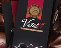 Branding - Vietato - Artisan Chocolate