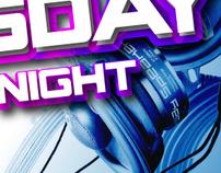 Heavy Wednesday Promo Flyers & Logo