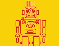 Robot Icons