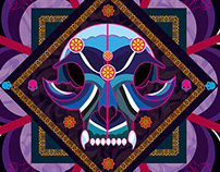 Kitsh Skull