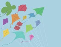 Zilker Kite Festival Poster
