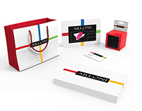 Arloni package redesign