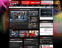 Cricket Fest Microsite for India Today online