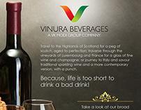 Vinura Fine-Food-India advertisment