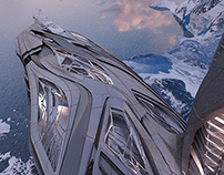 Transformable Antarctic Research Facility